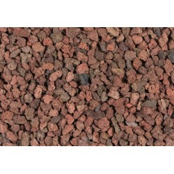 TERREAU paillage Pouzzolane rouge Big Balle 1 m3