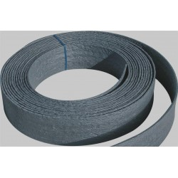 BARRIERE bordure de gazon Ecolat14cmx7mm par 25m